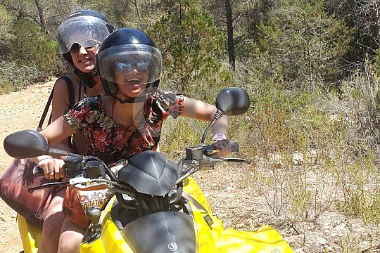 Ibiza rent a quad
