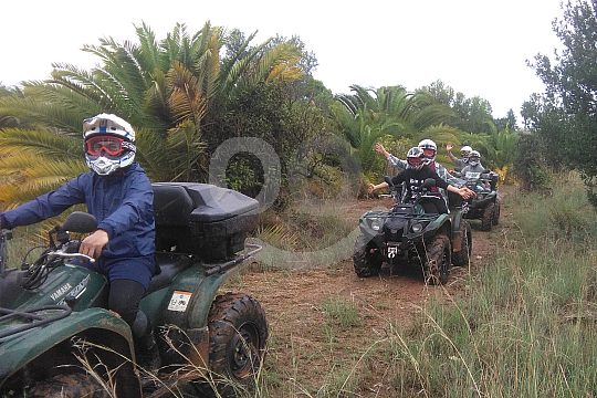 Offroad in Dénia