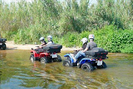 Quad ride at Costa Blanca
