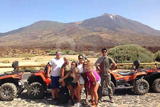 Teide Quad Tour Tenerife