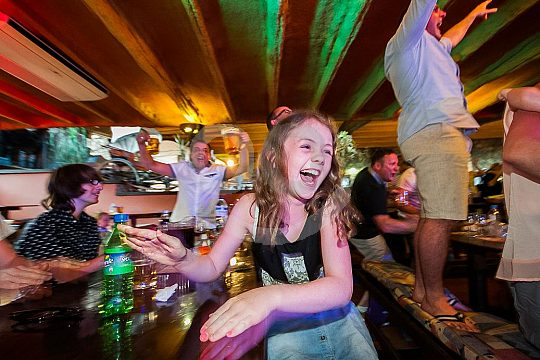 what to do at night in Lanzarote Country Night