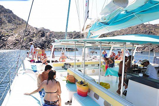 Boat trip Port de la Selva