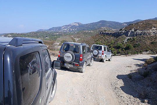 Jeep Tour Sieben Quellen auf Rhodos