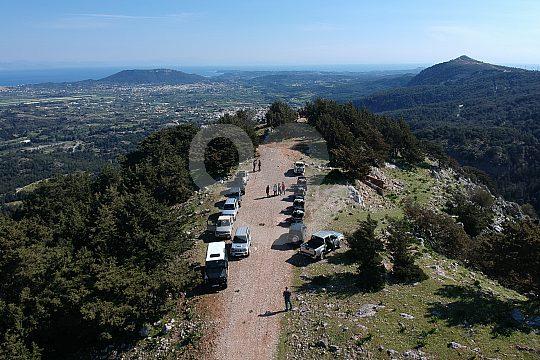Rhodos Abenteuerurlaub mit Jeep Safari