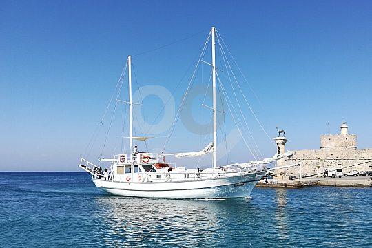 Rhodes Boat Trip