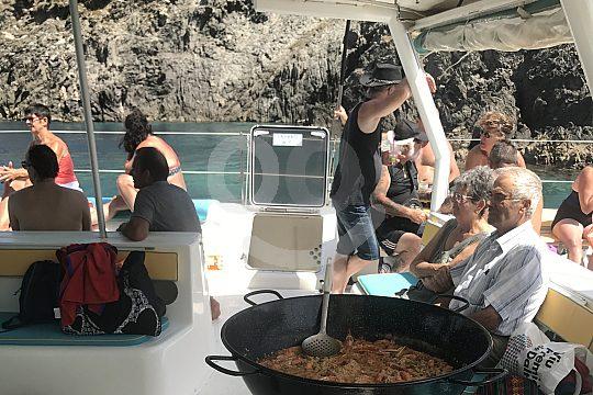 Group excursion Port de la Selva