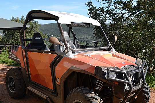 Off-Road-Trails with RZR Buggys in Sintra 6