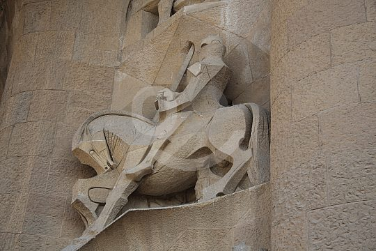 masterpieces of Gaudi in Barcelona