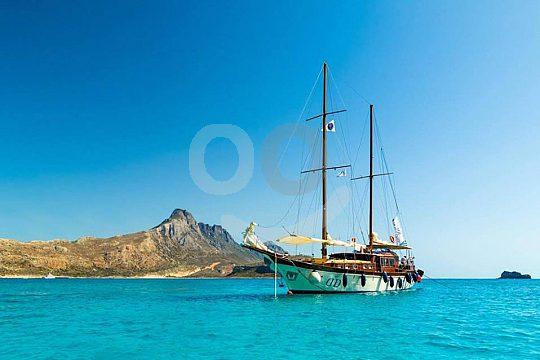 Sailing on the Aegean Sea