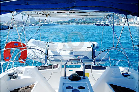 Sailing trip from Malaga on the Costa del Sol
