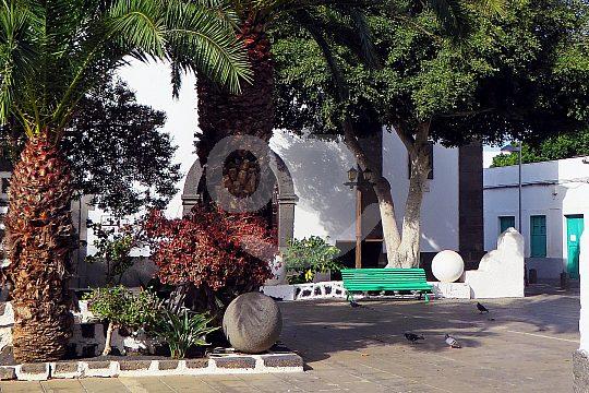 church of San Ginés Arrecife sightseeing tour