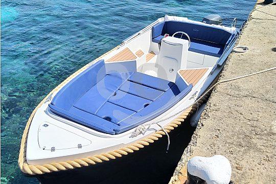 Bootfahren Mallorca ohne Bootsführerschein