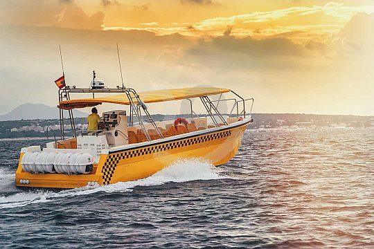Santa Pola boat trip to island Tabarca