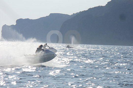 Mallorca jetskiing