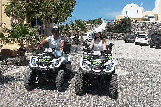 Santorini Quad