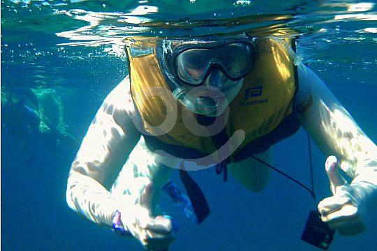 Mallorca snorkel treasure hunt