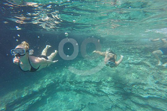 explore the underwater world of Crete