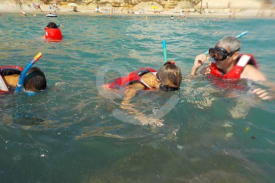 Snorkelling excursion Costa Dorada