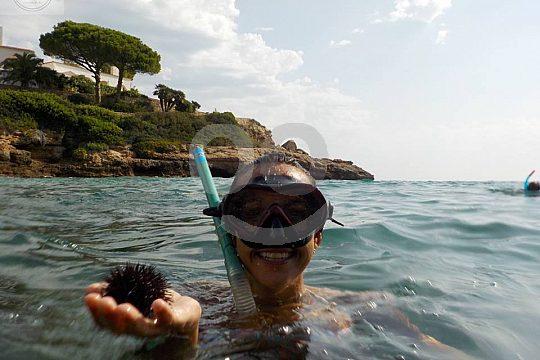 Snorkeling in La Ametlla de Mar
