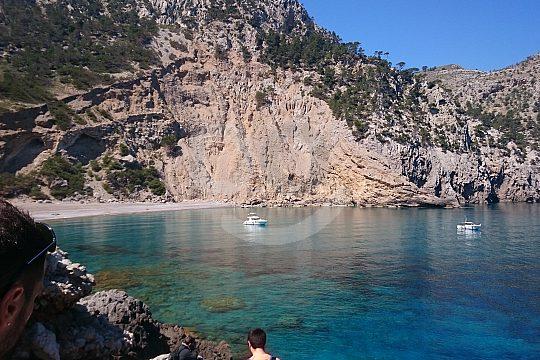 snorkel in Coll Baix