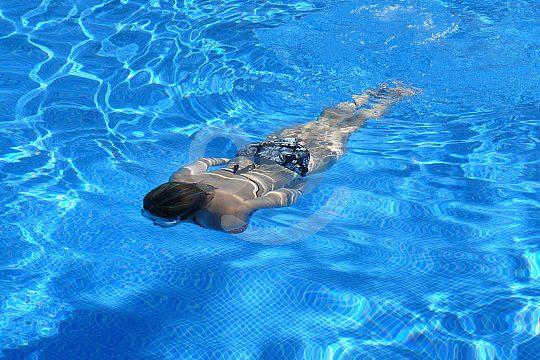 Schwimmen lernen auf Mallorca