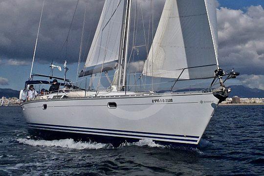 Mallorca sailing yacht charter