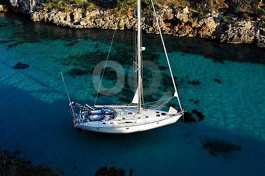 sailing yacht charter Mallorca