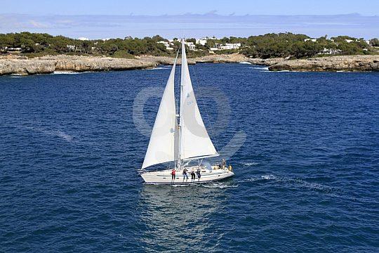 Daytrip sailing Mallorca Palma