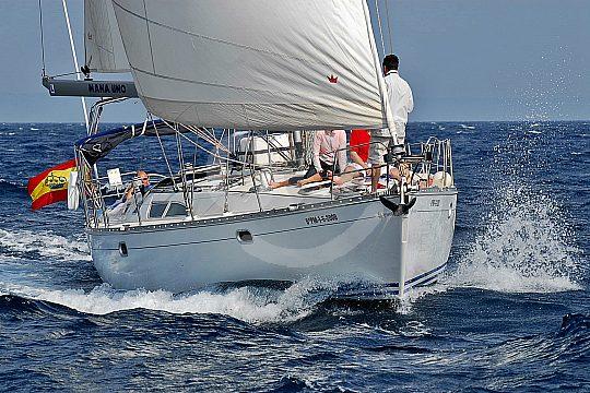 exclusive sailing trip in Palma Mallorca