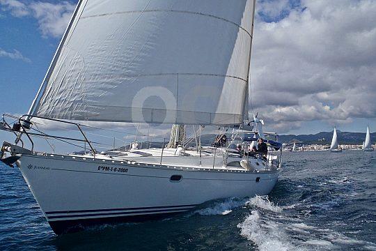 Mallorca sailing yacht