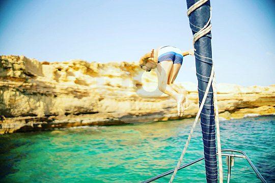 Segeln zu den schönsten Stränden von Formentera