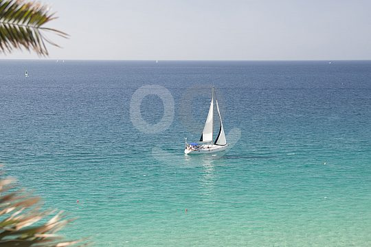 Sailing boat with skipper Fuerteventura