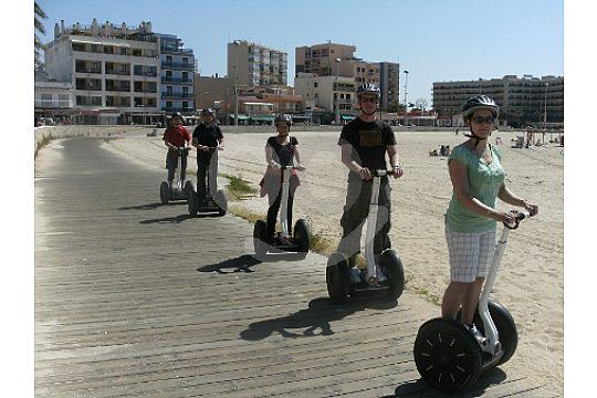 Beach Segway Tour