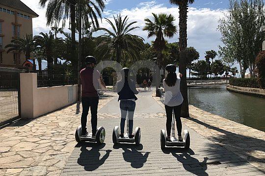 Alcudia Segway Tour on Mallorca
