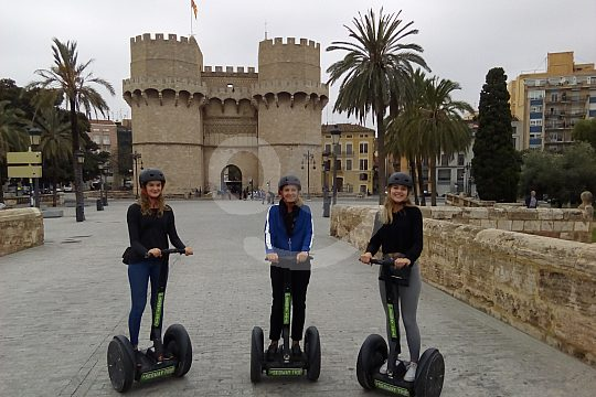 Tour by Segway in Valencia