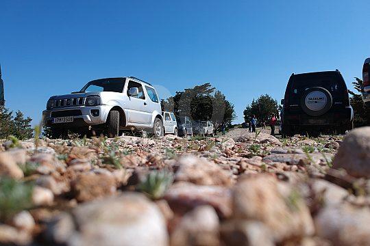 Jeep Abenteuer auf Rhodos
