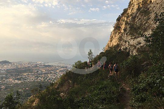 view trekking tour Dénia