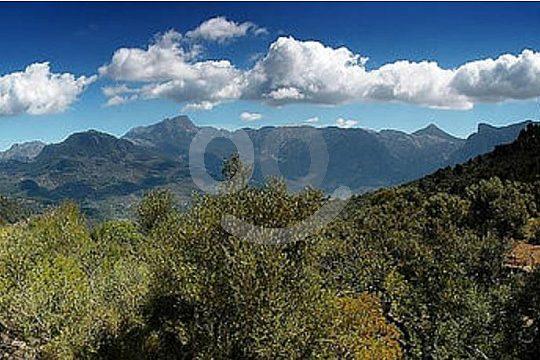 Tramuntana mountains Majorca