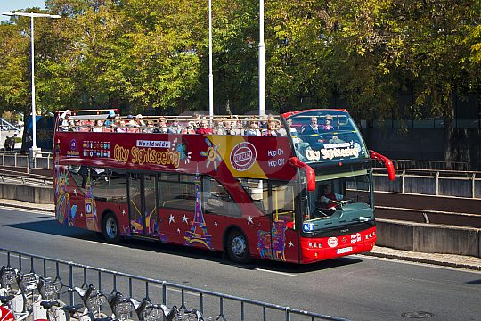 City Sightseeing in Seville