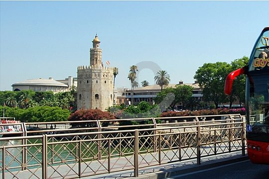 sights in Seville