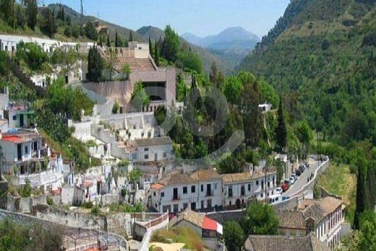 the landscape of Granada