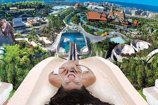 Siam Park Tenerife tickets