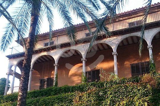 Almudaina palace in Mallorca