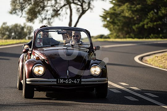 Day trip to Sintra in the Beetle