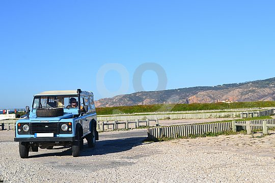 Jeep Safari to Sintra