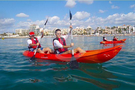 Sitges double kayak