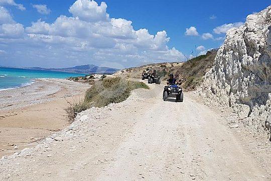 ATV Tour am Meer entlang