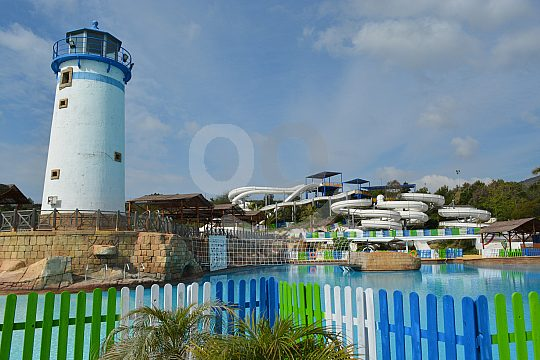 Lighthouse in Benidorm Aqua Natura