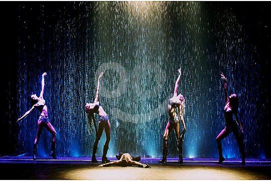 Ballet dancer in Son Amar Majorca