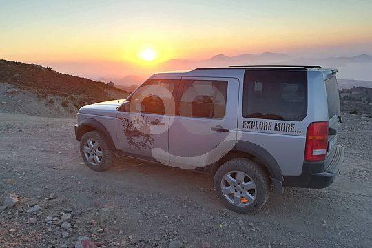 Sunset Jeep Tour on Crete